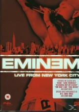 Eminem - Live From New York City (DVD) NEW/Sealed!!! with D12, Obie Trice!
