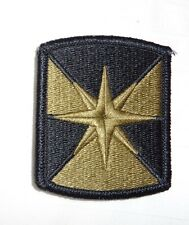 ARMY PATCH,SSI MULTICAM,W/VELCR,347TH SUPPORT GROUP