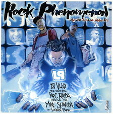 DJ Vlad ROCK PHENOMENON Roc Raida Blends Remixes RARE Classic (Mix CD) Mixtape