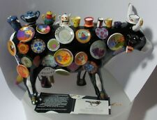 """COWS ON PARADE""  MOO POTTER BY MEREDITH Mc CORD""  S46368  GIFT BOXED  MINT"