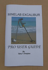 MINELAB EXCALIBUR BOOK