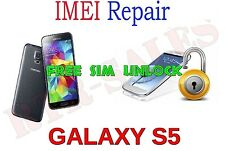 BLACKLIST IMEI REPAIR REMOTELY SAMSUNG GALAXY S5 T-MOBILE AT&T VERIZON SPRINT