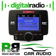 AutoDAB GO Fits SAAB Plug n Play In Car DAB Digital Radio Receiver & Bluetooth