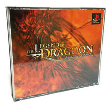 Legend of Dragoon PS1 Japanese RPG Japan Import Rare Used