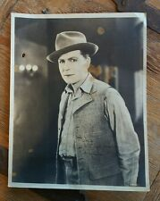 Personally Signed Harrison Ford Silent Film Movie Actor Photo Photograph