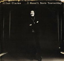 ALLAN CLARKE (OF THE HOLLIES) i wasn't born yesterday AUL 704 A1/B1 LP PS EX/VG-