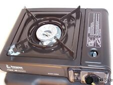 Single Burner Portable Stove Hot Plate Camping Dorm Apartment Tailgating