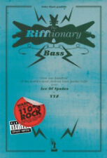 Bass Rifftionary, The (chord songbook) Various