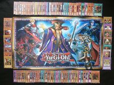 YU-GI-OH LOT 100 CARDS INCLUDES 4 HOLO SUPER, ULTRA , SECRET RARE CLEARANCE!