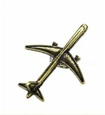 New Fashion Retro Bronze Delicate Airplane Band Ring