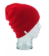 New with Tags Coal The Frena Solid Beanie Red