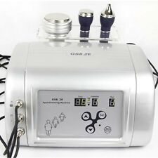 3in1 Ultrasonic Cavitation 40K 1MHz Liposuction Slimming Machine For Body&Face