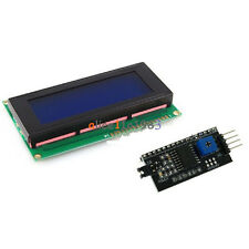 2004 20x4 LCD Character Display + IIC/I2C/TWI/SPI Serial interface Board Module