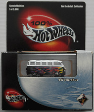 "Hot Wheels 100% - VW  Bus T1 Samba ""Kentucky Derby"" Neu/OVP"