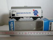 Märklin HO 4569 Kühlwagen Pabst Blue Ribbon BtrNr 8062274-9 DB (RG/BG/9S2)