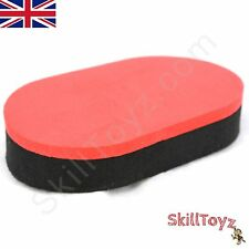 SunFlex Sports Table Tennis Bat Cleaning Pad Dual Sponge for Ping Pong UK Seller