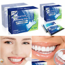 TEETH WHITENING STRIPS TEETH CLEANER TOOTH BLEACHING WHITER 14 POUCHES
