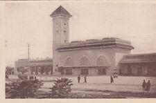 MAROC MOROCCO CASABLANCA 269 LL la gare architecte coste
