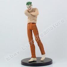 New ! Batman ARKHAM ASYLUM Straight Jacket The Joker 17cm/6.8'' PVC Figure Loose