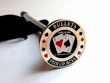 Bullets Card Guard Custom Pinball Shooter Mod for Stern's World Poker Tour