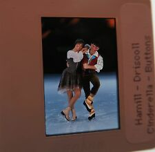 DOROTHY HAMILL 1976 Olympic World champion Andrew Naylor ORIGINAL SLIDE 9