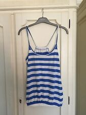 New Look Strappy Striped Vest Top 10
