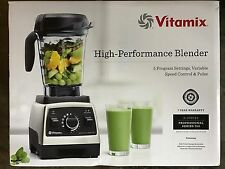 NEW Vitamix Pro Series 750 Brushed Stainless Finish with 64-Oz Container