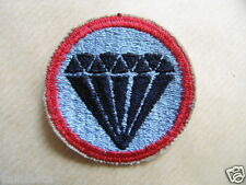 PATCH US ARMY DIVISION REGIMENT / A IDENTIFIER