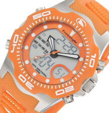 NON-WORKING Freestyle Men's Shark X 2.0 Dive Ana-Dig Watch FS85016 WITH DEFECT