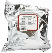 Frontier Natural Products - Red Raspberry Leaf Cut & Sifted Organic - 1 lb.