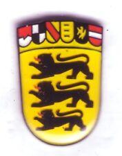 Bade-wurtemberg blason pin, agrafe, Coat of Arms