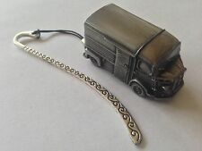 Citroen HY Van  ref43  FULL CAR on a Pattern bookmark with cord