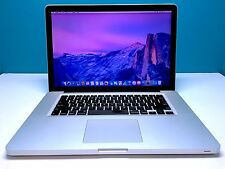 15 MacBook Pro QUAD Core i7 2.2Ghz Apple Laptop / 16GB / 1TB SSHD - High End!