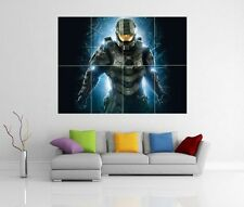 HALO 4 MASTER CHIEF GIANT WALL ART PICTURE PRINT POSTER G66