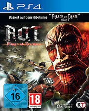 PS4 AoT - Wings of Freedom (based on Attack on Titan) Neues PS4-Spiel