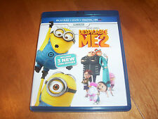 DESPICABLE ME 2 Blu-ray Disc ONLY Classic Childrens Movie Steve Carell