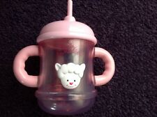 BABY ANNABELL DOLLS JUICE CUP - ORIGINAL ZAPF CREATIONS - GOOD USED CONDITION