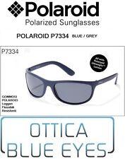 Occhiali da Sole POLAROID Polarized Sunglasses P7334A Blue 863 Sonnenbrille 7334