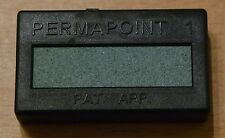 "Permapoint ""1"" Dart Point Protector/Sharpener (Black)."