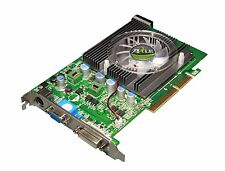 Axle GeForce 6200, 256 MB DDR, DVI, VGA, S-Video, AX-62A/256D2A4CDHT
