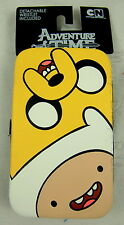 Adventure Time With Finn And Jake Cell Phone Iphone Case and Snap Hinge Wallet