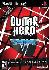 GUITAR HERO: VAN HALEN  (PS 2, 2009) (7954)