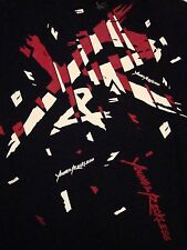 Young & Restless Y&R Punk Black T Shirt M