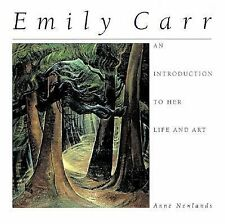 Emily Carr: An Introduction to Her Life and Art-ExLibrary