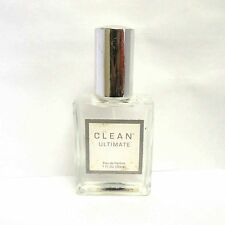 Clean Ultimate Eau De Parfum Spray 1 oz READ DESCRIPTION