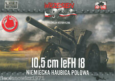 First to Fight 037 10.5 cm leFH 18 German Field Howitzer 1/72