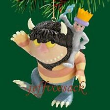 Where the Wild Things Are   Carlton Cards Ornament  SCB