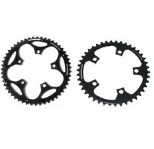 STRONGLIGHT DURAL 5083 BLACK 110BCD mm SHIMANO COMPACT CHAINRING   44T