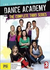 Dance Academy Series : COMPLETE Season 3 (DVD, 2-Disc Set) NEW