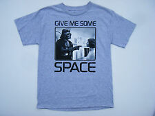 new STAR WARS DARTH VADER Force Princess LEIA Give Me Some Space T Shirt Mens XL